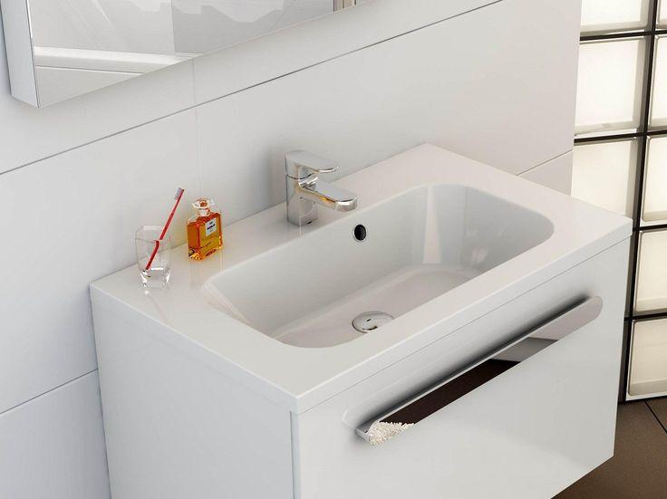 die besten 25 mineralguss waschtisch ideen auf pinterest. Black Bedroom Furniture Sets. Home Design Ideas