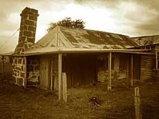Ned Kelly's House