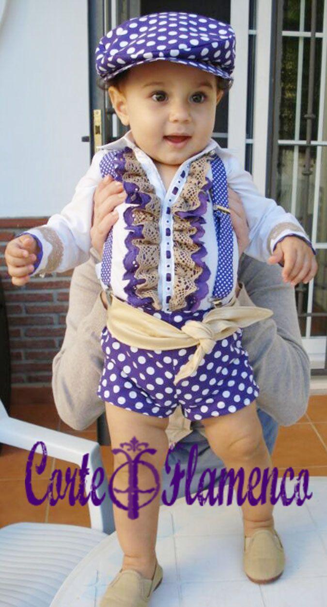 precio-de-un-trajes-de-corte-flamenco-trajes-de-gitanos-trajes-de-flamenco-para-niños-traje-de-campero-ferias-2014-a-conjunto-con-mama-tiran...