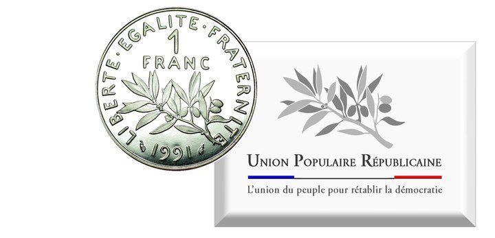 Ceux qui nous connaissent depuis notre création, le 25 mars 2007, savent que l'UPR, après quelques tâtonnements initiaux, avait choisi pour logo la Statu