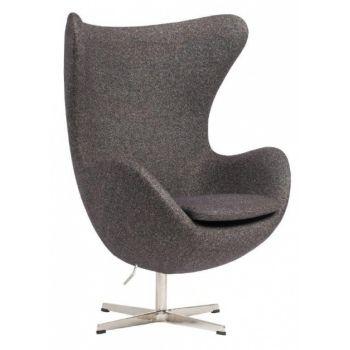 Кресло Egg Chair Grey (Эгг серое)