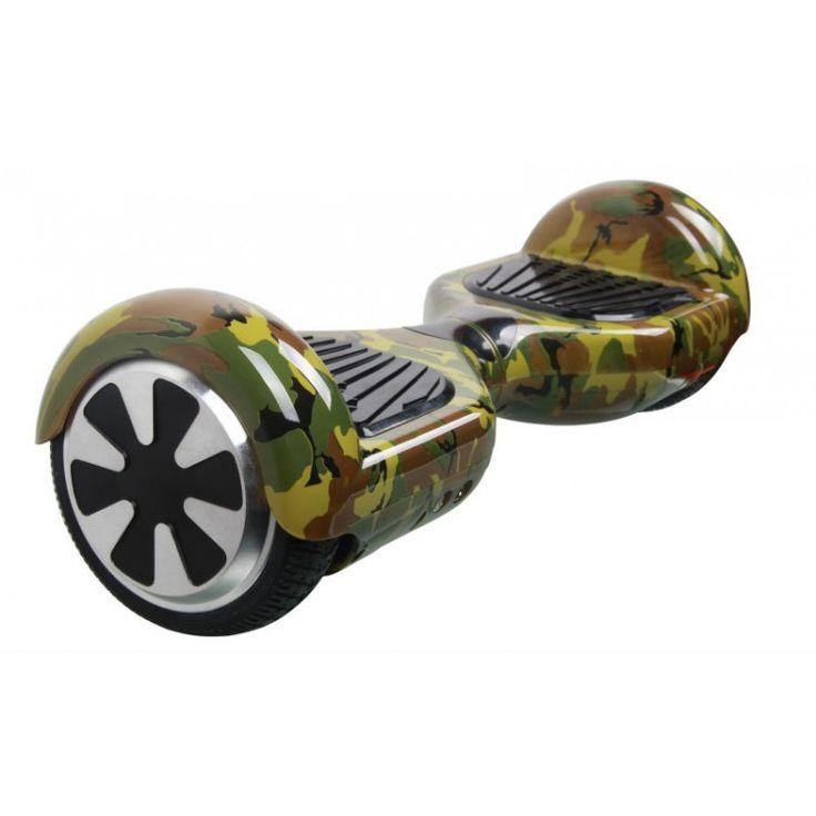 6.5 inch Military Camouflage Smart Balance Hoverboard 349$ Free shipping http://hoverboardsmarket.com/65-inch-military-camouflage-smart-balance-hoverboard?sort=rating&order=DESC