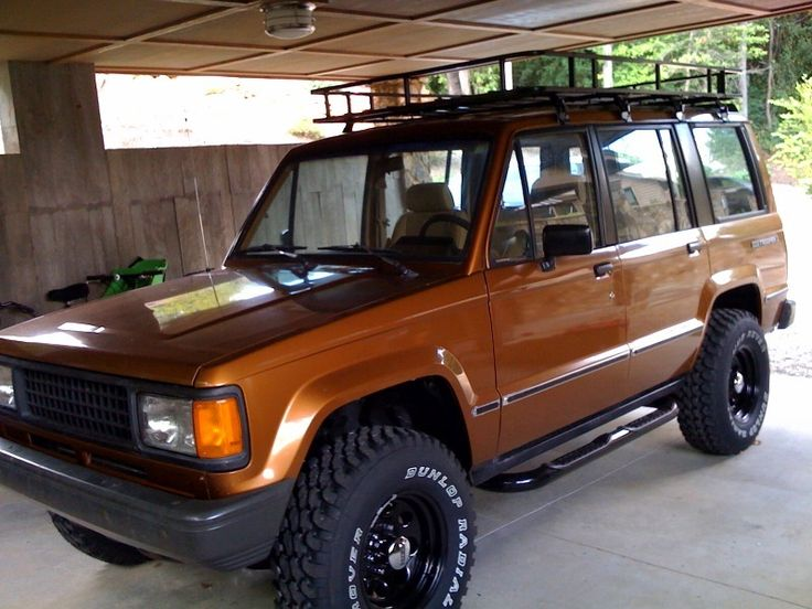 Thewatson S 1988 Isuzu Trooper In Greenville Sc Trooper Offroad Hot Rods Cars Muscle