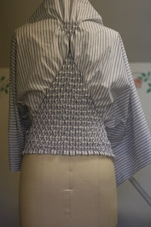 Great step by step on making this beautiful smocked dress. Excellent tutorial.