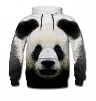 The panda has been officialy chosen as the cutest animal on planet Earth. Even the WWF uses one as their logo. If you notice a lack of cuteness around you, definitely invest in this jumper. www.bittersweetclth.com