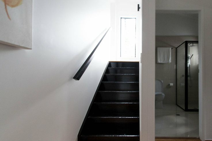 I'll try and find a before shot for this staircase - quite a transformation if i do say so myself.