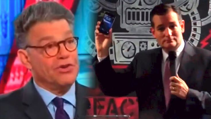 NET NEUTRALITY explained~TheYoungTurks~Ted Cruz's Worst Nightmare Is Al Franken Explaining The Internet