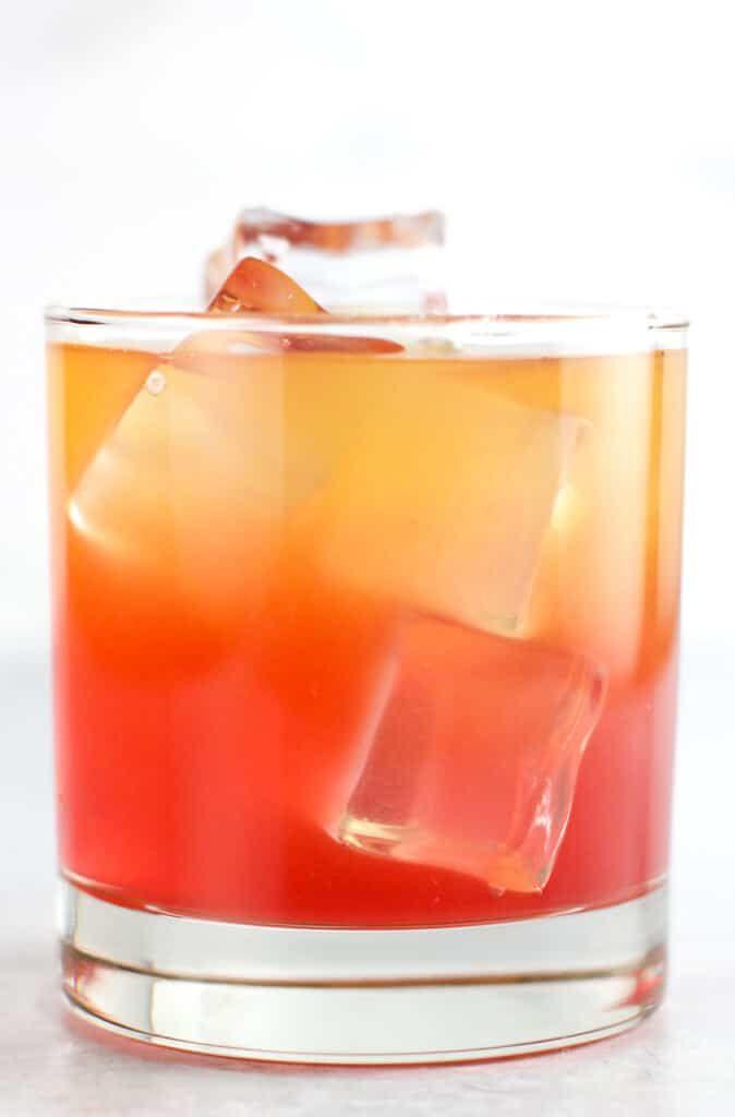 Malibu Bay Breeze Recipe Malibu Bay Breeze Malibu Rum Drinks Cranberry Juice Cocktail