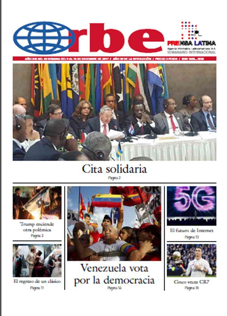 Por Roberto Dominguez | Revista cooperada entre la Coordinadora Internacional TESORO y la Agencia Prensa Latina