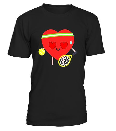 """# Tennis Heart Emoji Love Eye Shirt T-Shirt Fitness Tee .  Special Offer, not available in shops      Comes in a variety of styles and colours      Buy yours now before it is too late!      Secured payment via Visa / Mastercard / Amex / PayPal      How to place an order            Choose the model from the drop-down menu      Click on """"Buy it now""""      Choose the size and the quantity      Add your delivery address and bank details      And that's it!      Tags: Show pride & love with funny…"""