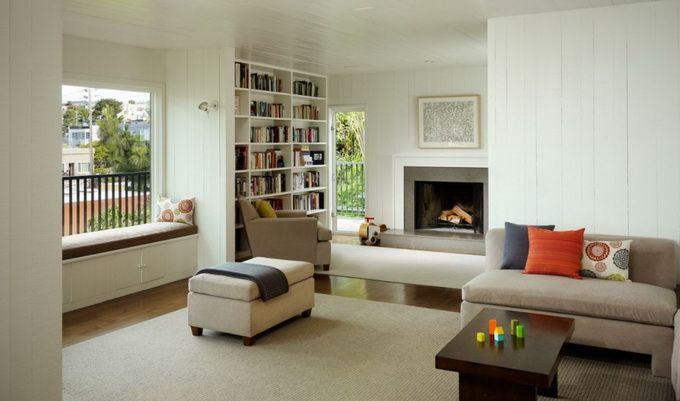 Potrero House - великолепная вилла, воссозданная из коттеджа вековой давности в Сан-Франциско - Дизайн интерьеров | Идеи вашего дома | Lodgers