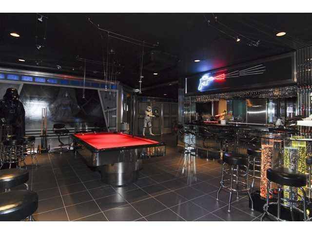Man Cave Bar Games : Best mancave images man caves gaming rooms and