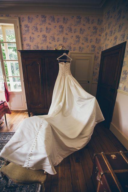 Robe de mariée modèle Georgia de chez Pronovias doccasion: Home ...