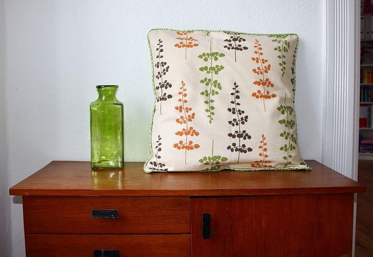 Kissenbezug 50x50 cm von Mrs.Honeyfoot auf DaWanda.com