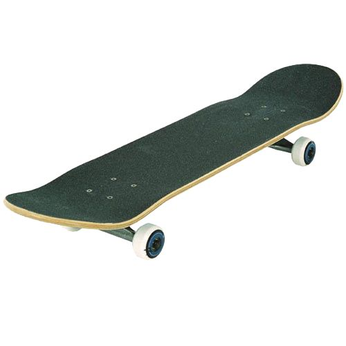 A skateboard to ride on in the skateboard park at the camp. #HCSCpackinglist
