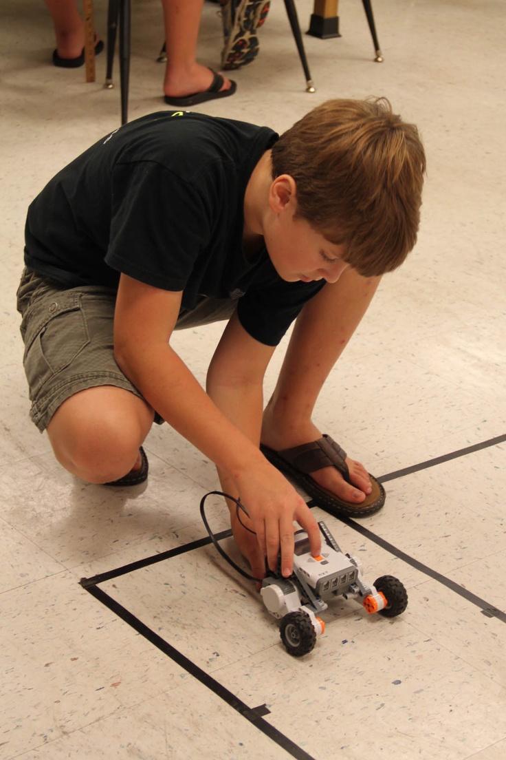 Robotics Camp 2012