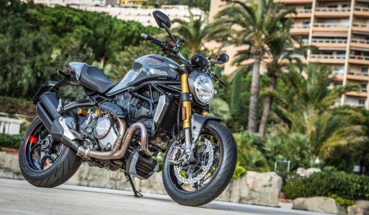 Ducati Monster 1200 S - 2017