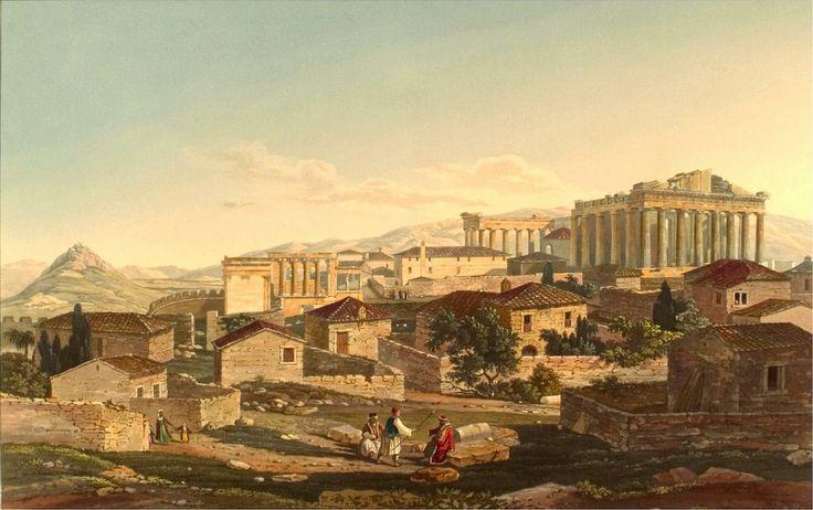 26η Απριλίου 1821: Η Αθήνα αποτινάσσει τις αλυσίδες της σκλαβιάς και προσχωρεί στην Επανάσταση -