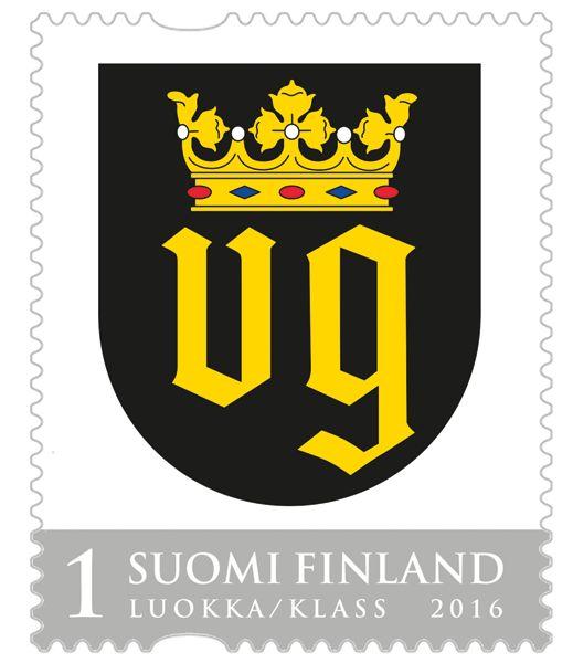 Naantalin vaakuna, Suomi Finland 2016