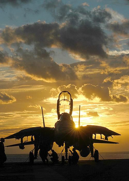 F-14 - You can be my wingman anytime
