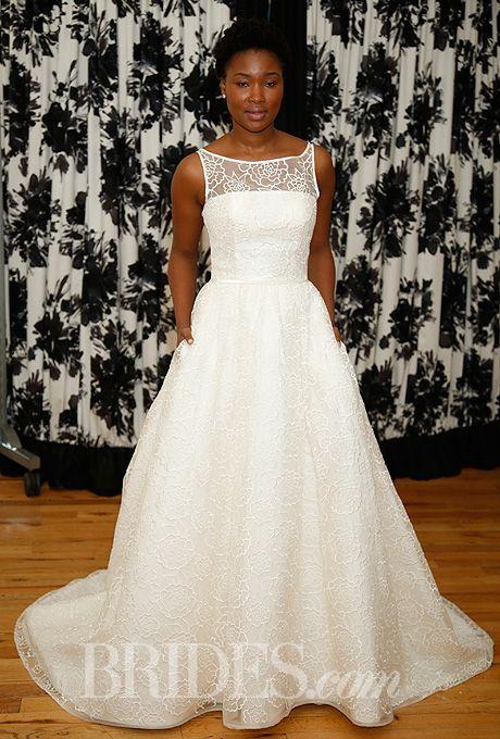 Brides.com: Birnbaum & Bullock - Fall 2014. Wedding dress by Birnbaum & Bullock