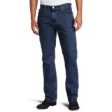 Levi's Men's 505 Straight (Regular) Fit Jean,Dark Stonewash,34x29 (Apparel)By Levi's