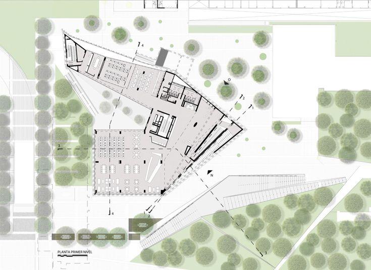 arquitectura en la vida cotidiana: Biblioteca de Ciencias, Ingenieria y Arquitectura PUCP / Llosa Cortegana Arquitectos