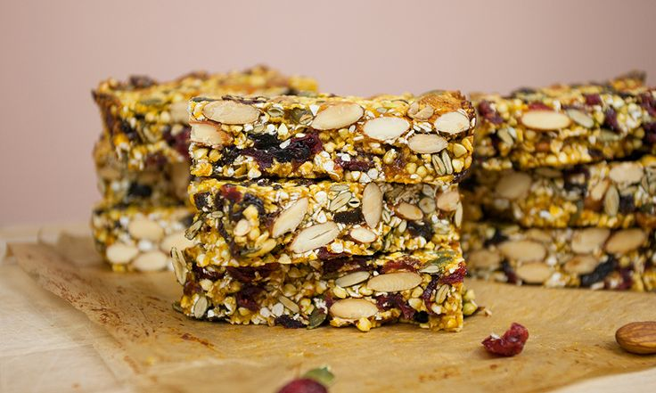 Who knew homemade energy bars could be so easy? This recipe is packed with nutrition and energy, but best of all...it's delicious!