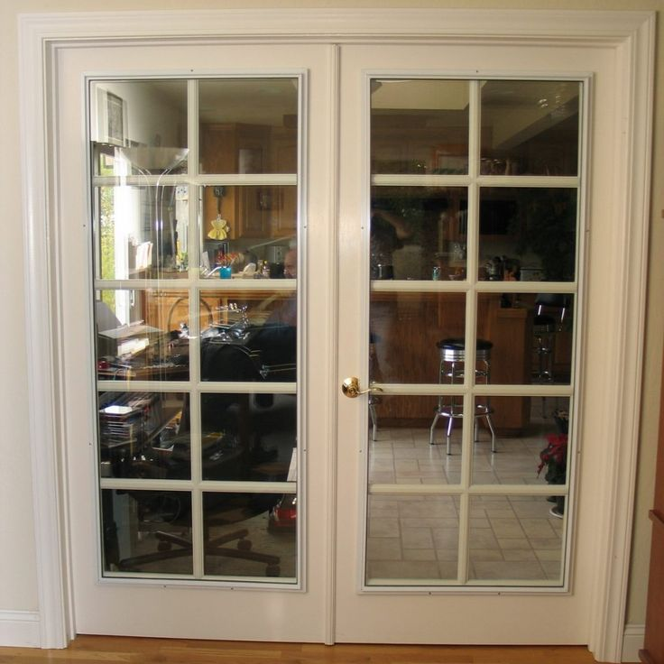 25 best ideas about interior double french doors on for Interior sliding french doors