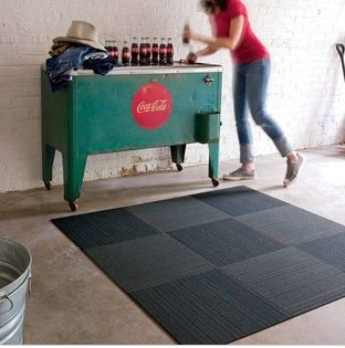 If casual chic defines your style and you cannot fathom life without your denims, then the Favorite Jeans Rug is exactly what will get you grooving