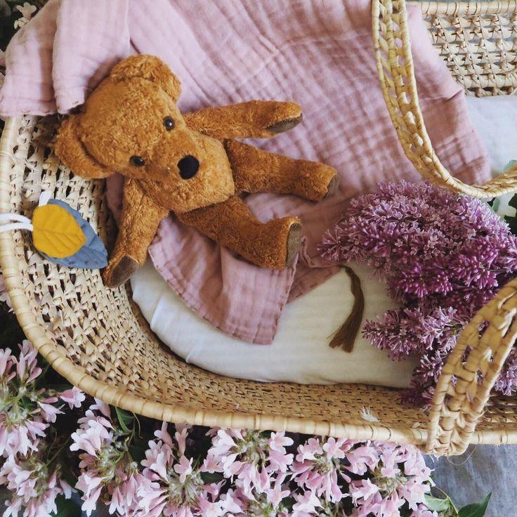 Numero74 Doll Basket