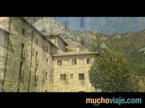 MONASTERIO DE LEYRE (NAVARRA) - MUCHOVIAJE