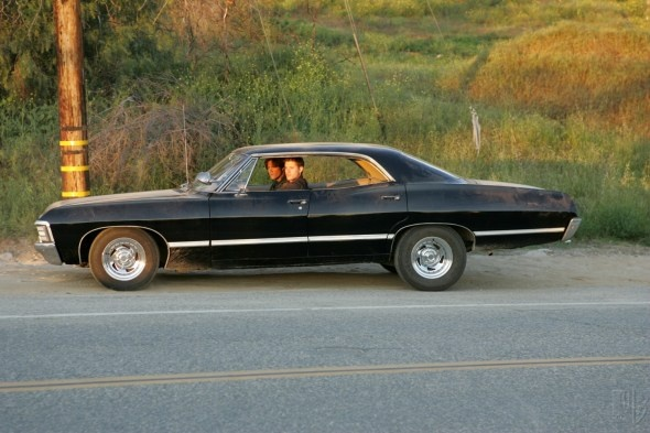 Coches de boda: Chevrolet Impala '67 Sobrematural