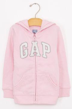 Logolu kapüşonlu sweatshirt https://modasto.com/gap/kiz-cocuk/br5035ct105