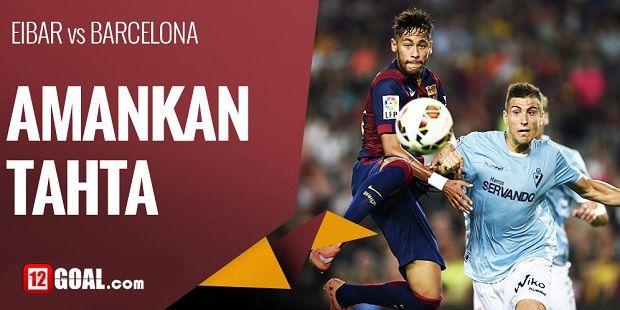 Prediksi Barcelona vs Eibar : Laga Terakhir Penentu Juara