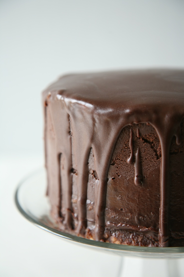 Chocolate Layer Cake made by Denise Marchessault.