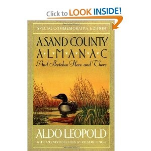 a sand county almanac outdoor essays and reflections Click to download order a sand county almanac: and sketches here and there.