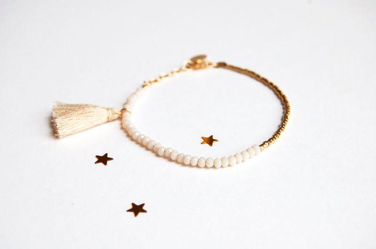 Bracelet POMPON Chouette Fille www.chouettefille-shop.com