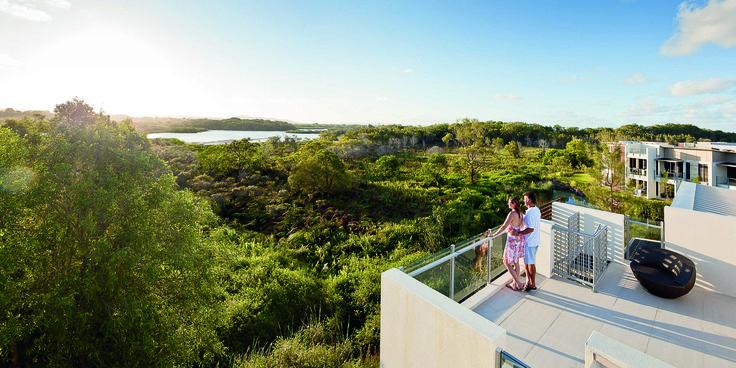 RoyalAuto, April16, 2016. Plan a romantic retreat in Noosa. #Noosa #Queensland #Romance #RACVNoosaResort