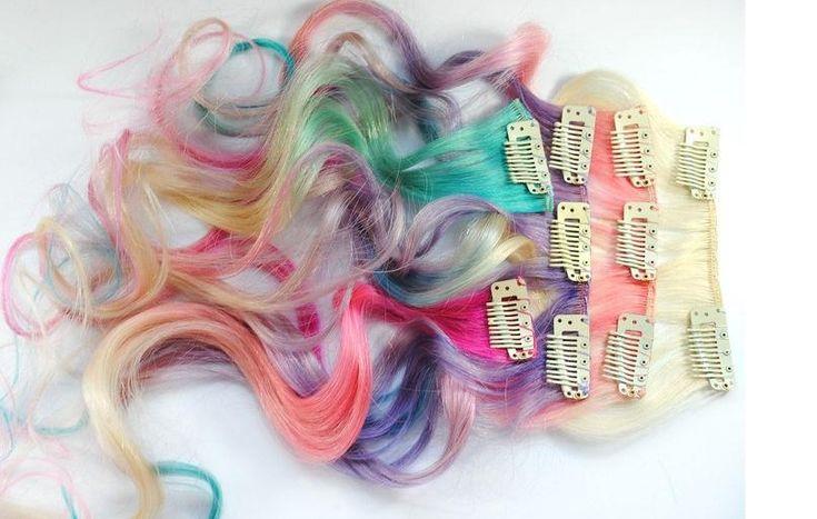 Peinados con extensiones largas o de clip - Extensiones de pelo natural baratas - Cortinas de pelo natural - Extensiones de queratina - Pelucas pelo natural