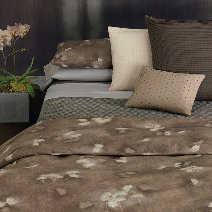 Wild rue bedding by calvin klein home at dotmaison home Calvin klein bedding