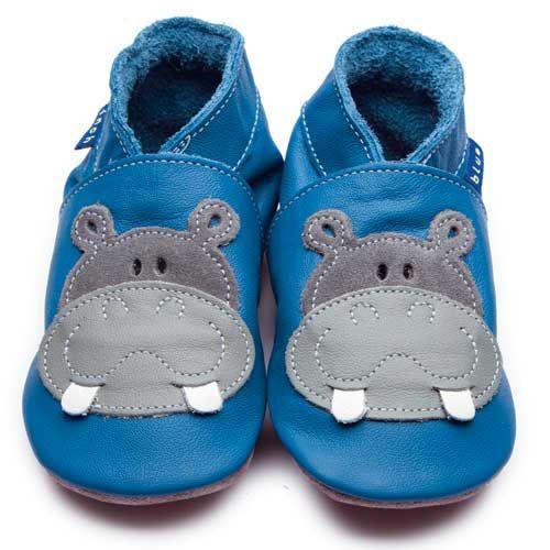 Zapatos Hipo azul