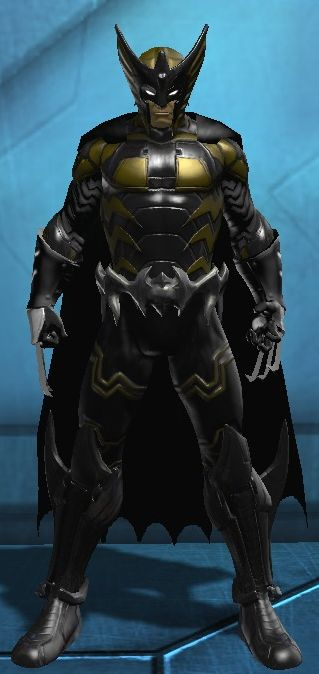 Dark Claw (DC Universe Online) by Macgyver75 on DeviantArt