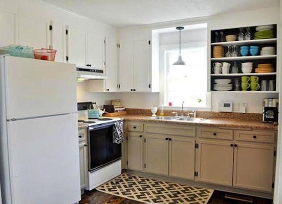 37 besten Home Improvement Bilder auf Pinterest - farben für küchenwände