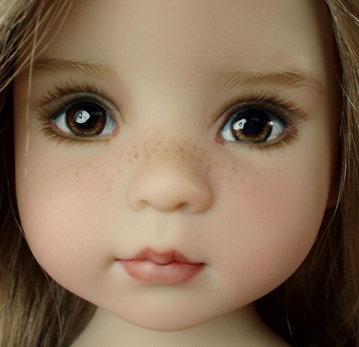 """JENNIFER  13"""" Little Darling  OOAK Customized Painted by Dianna Effner #1  NEW #Doll"""