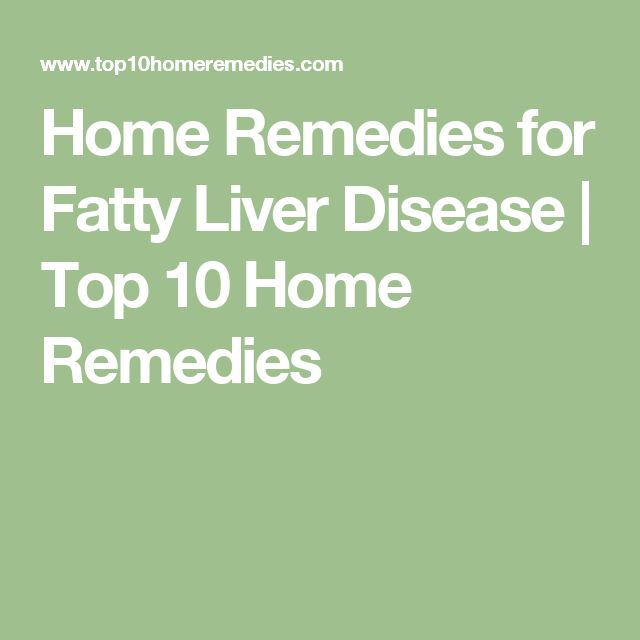 Home Remedies for Fatty Liver Disease   Top 10 Home Remedies