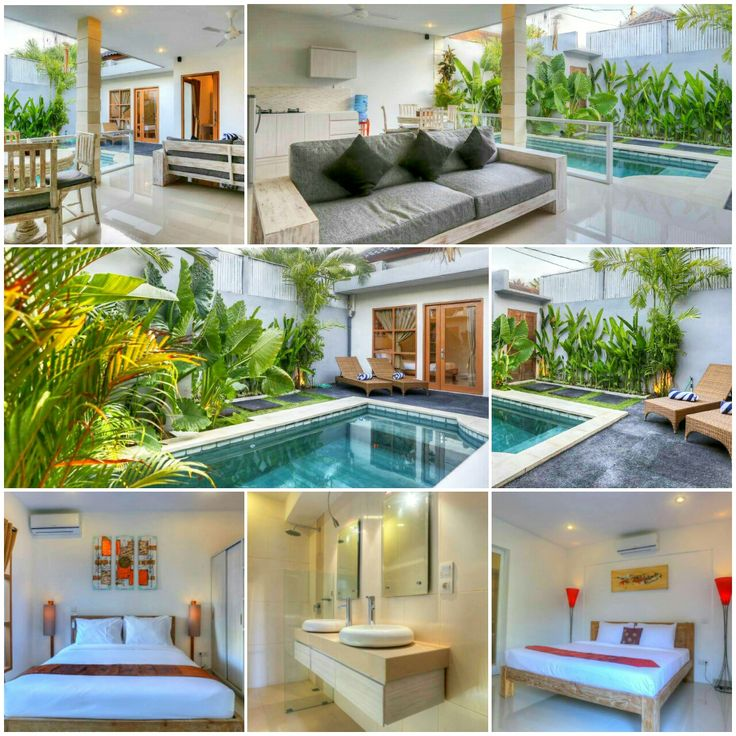 Deals to get you packing! Check out of this beautiful and awesome Villa located in the heart of Seminyak! -	Private Pool -	Complimentary First Day Breakfast (4 persons) -	Wifi Only for 1.950.000 Rupiah – includes up to 4 persons You can view Villa DA on our website - https://www.balivillahavens.com/villa-da---2-bed.html