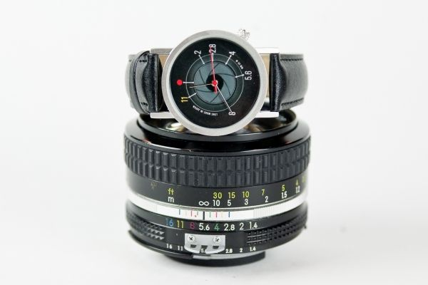The F-Stop Watch $35: F Stop Watches, Gifts Ideas, Holidays Gifts, Photography Stuff, Fstop Watches, Photography Gears, Photography Inspiration, Photography Ideas, Gears Gifts