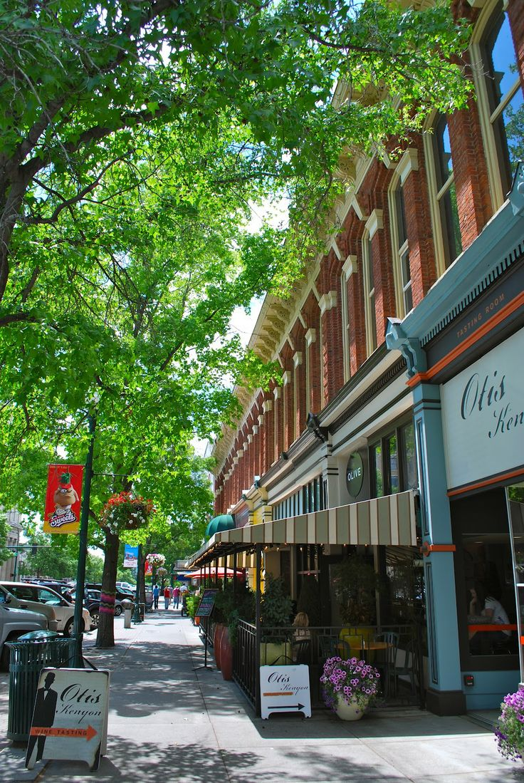 Downton walla walla washington | downtown walla walla we visited walla walla washington for five days ...