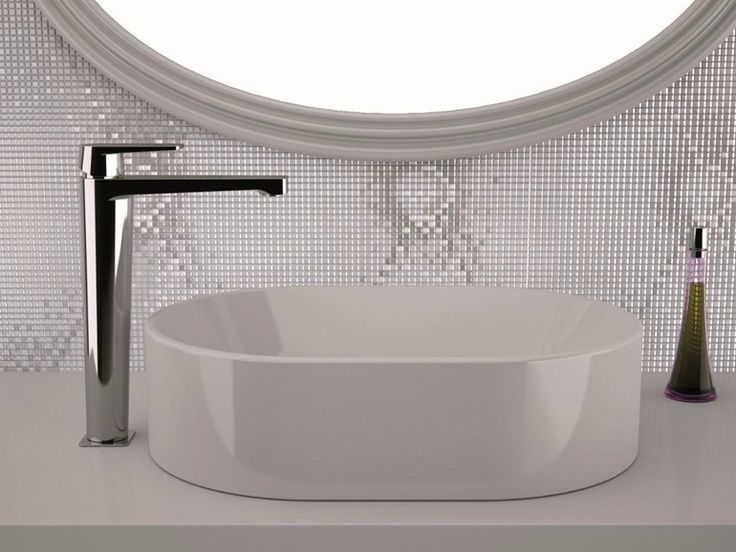DREAM Miscelatore per lavabo senza scarico by Remer Rubinetterie